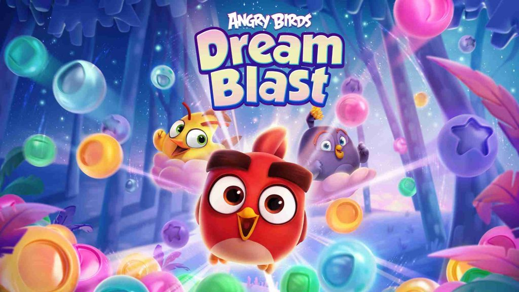 Angry Birds Dream Blast Mod