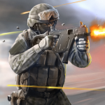 Tải Bullet Force Mod Hack APK 1.68.0 (Enemy on Minimap) Cho Android