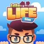 Download Idle Life Sim Mod Hack APK (Unlimited Money) Cho Android