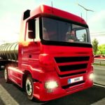 Download Truck Simulator 2018 Europe Mod Hack APK 1.2.7 (Unlimited Money) for Android